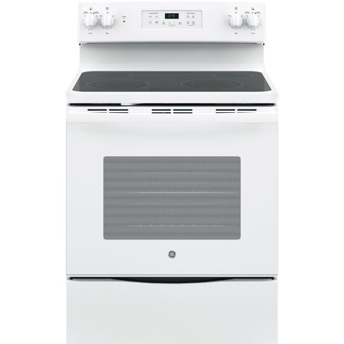 GE 30 Inch Free-Standing Electric Range