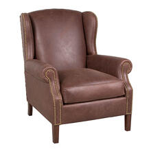 View Product - Cabernet Wing Chair