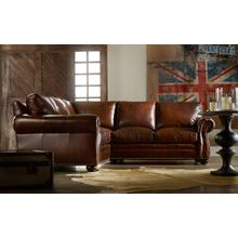 Premier Collection - Sterling Leather Sectional