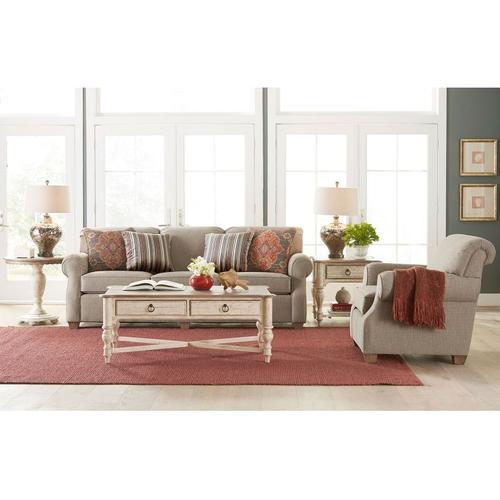 Kincaid Furniture - Lynchburg Grande Sofa