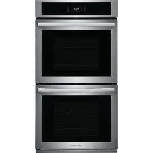 Frigidaire - Frigidaire 27'' Double Electric Wall Oven with Fan Convection