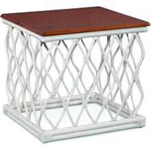 Santa Cruz Rectangular End Table