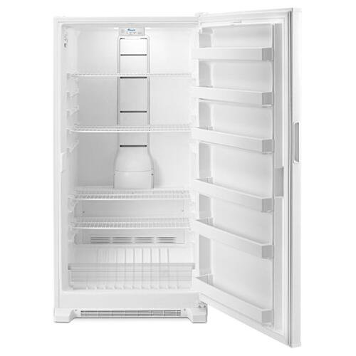 Amana® 18 cu. ft. Amana® Upright Freezer with Free-O-Frost™ System