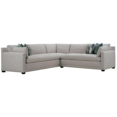 Sylvie Bench Seat Sectional Sofa