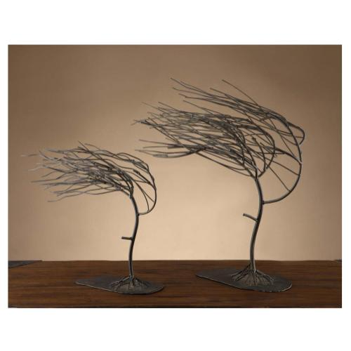 Windy Woods Tree Sculptures