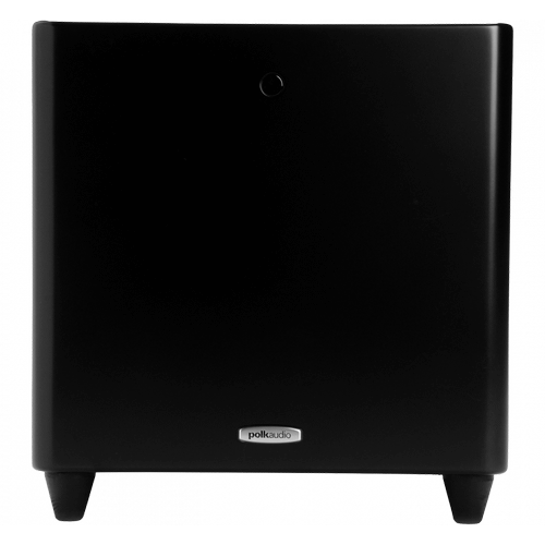 10-inch High Performance Subwoofer in Black
