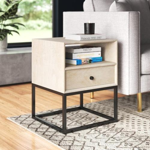 Accentrics Home - Mid-Century Modern Side Table