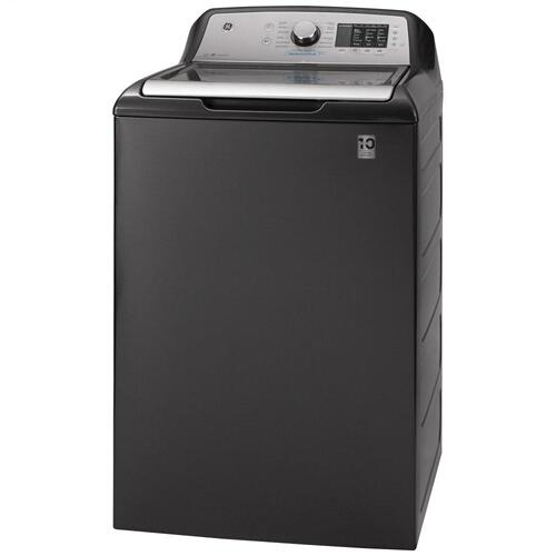 GE® 4.8 cu. ft. Capacity Washer with FlexDispense