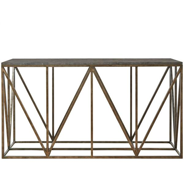 See Details - Truss Console Table
