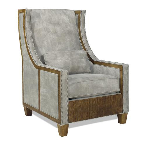 Hickock Chair - Stallone - Allure Leather
