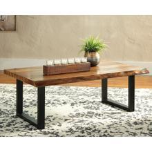 Brosward Coffee Table Two-tone