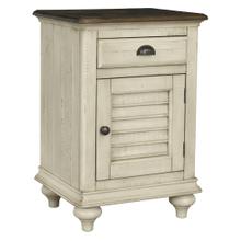 See Details - Brockton Small Door Nightstand