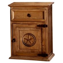 Night Stand - Right Hinge - Texas Star