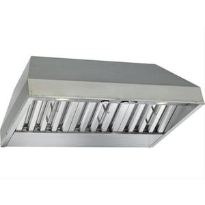 "46-3/8"" Stainless Steel Built-In Range Hood with 1350 Max CFM Internal Blower"