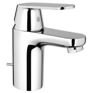 Eurosmart Cosmopolitan Single Hole Single-handle S-size Bathroom Faucet 1.2 Gpm