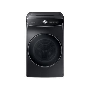 Samsung6.0 cu. ft. Total Capacity Smart Dial Washer with FlexWash™ and Super Speed Wash in Brushed Black