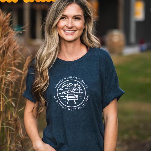 Traeger Grills - Traeger Grill Vibes T-Shirt - L