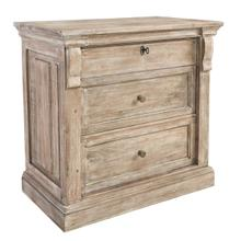 See Details - Adelaide 3Drw Nightstand