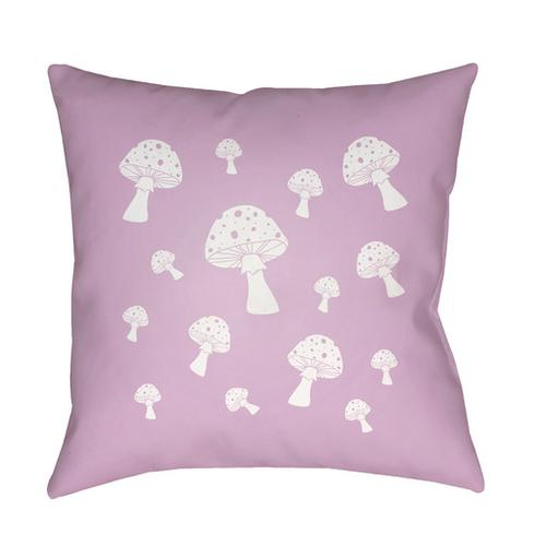 "Mushrooms LIL-041 20""H x 20""W"
