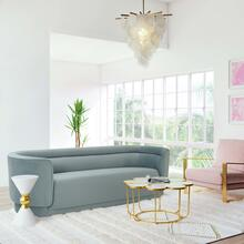 View Product - Macie Sea Blue Velvet Sofa