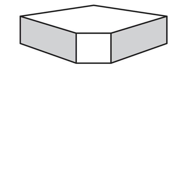 See Details - Corner Base Turn Unit Open Both Sides