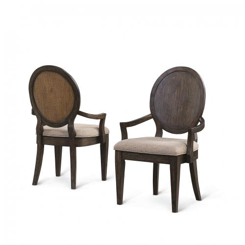 Product Image - Wakefield Upholstered Arm Dining Chair