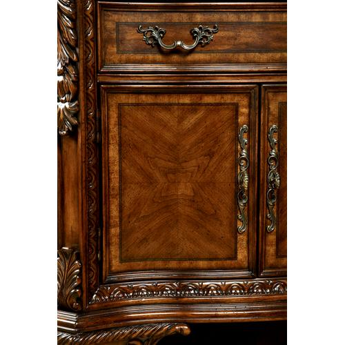 A.R.T. Furniture - Old World Marble Top Nightstand