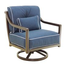 View Product - Legend Cushioned Lounge Swivel Rocker