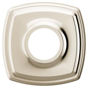 Moen Polished nickel shower arm flange