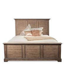 Sherborne Queen Panel Footboard Toasted Pecan finish