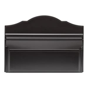 Colonial Wall Mailbox - Black Product Image