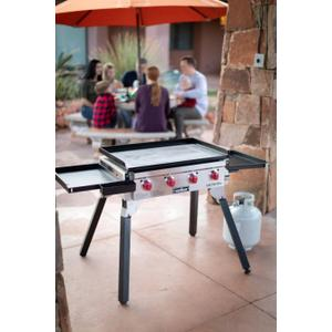 Portable Flat Top Grill 600