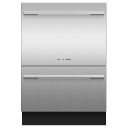 Integrated Double DishDrawer Dishwasher, Tall, Sanitize