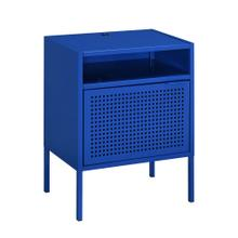 Ember Nightstand in Blue