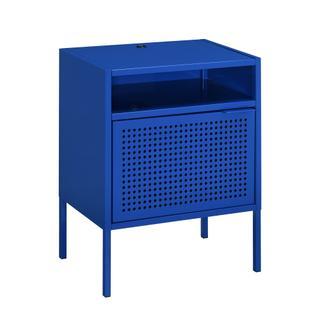 Ember Nightstand in Blue