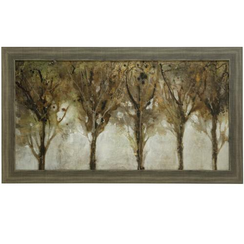 Style Craft - SEE THE LIG  30in X 52in  Made in the USA  Textured Framed Print