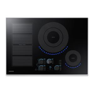 "Samsung Appliances30"" Smart Induction Cooktop in Stainless Steel"