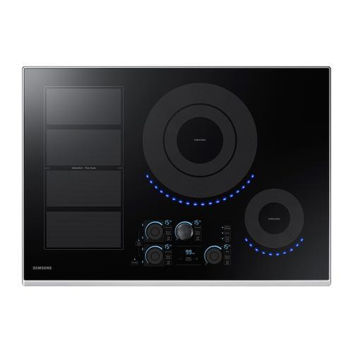 "30"" Smart Induction Cooktop in Stainless Steel"