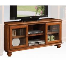 See Details - Light Oak TV Stand