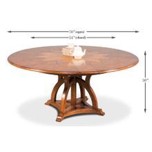 See Details - Austin Jupe Dining Table, Medium