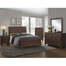Farrow Night Stand - Chocolate