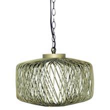 See Details - Rattan Pendant Light (1/CN)