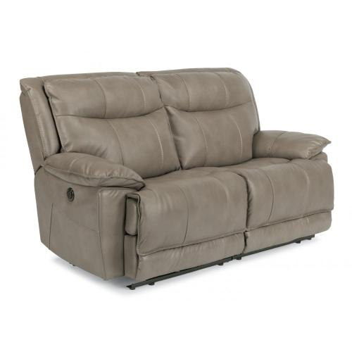 Product Image - Bliss Fabric Power Reclining Loveseat