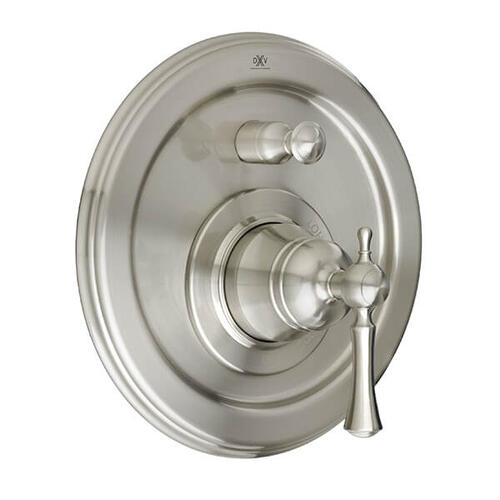 Dxv - Randall Pressure Balanced Tub/Shower Valve Trim with Lever Handle - Brushed Nickel