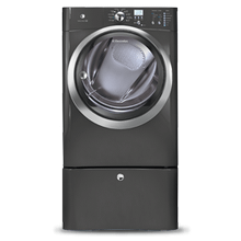 See Details - 8.0 Cu. Ft. Gas Front Load Dryer with IQ-Touch Controls featuring Perfect Steam
