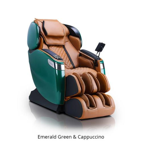 Cozzia - Our most innovative massage chair.