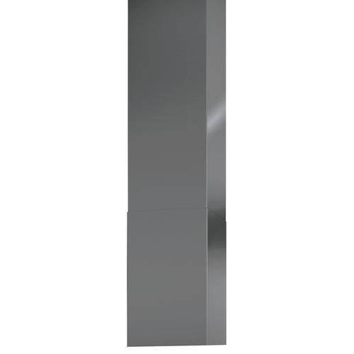 BEST Range Hoods - ICB3 Flue Extension 10' Ceiling, Black Stainless