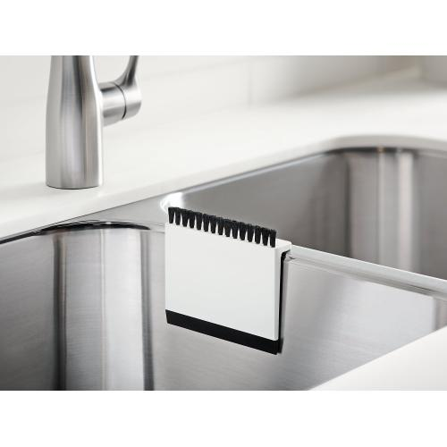 White Kitchen Squeegee