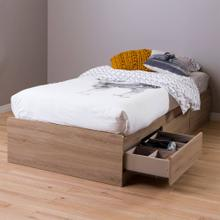 Mates Bed with 3 Drawers - 39''
