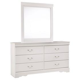 See Details - Anarasia Dresser and Mirror